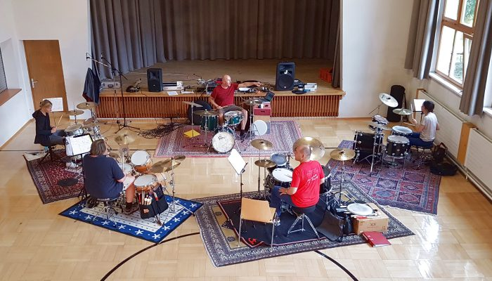 Felbermayer Montafon Musik Workshops drummers holiday Groove Masterclass2