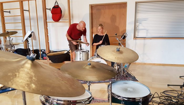 Felbermayer Montafon Musik Workshops drummers holiday Groove Masterclass3