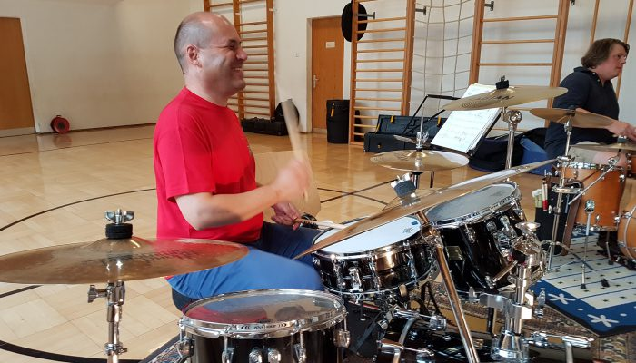 Felbermayer Montafon Musik Workshops drummers holiday Groove Masterclass4